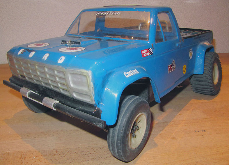 ford pick up 1